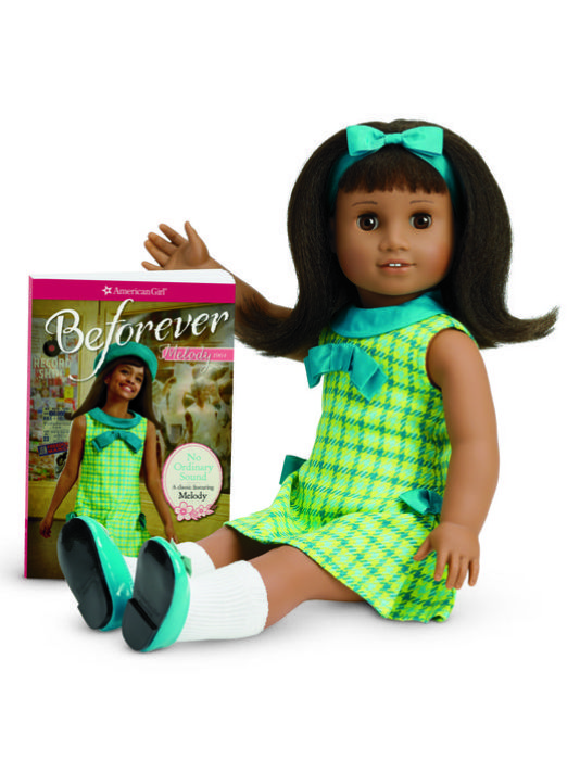 Picture of Melody from American Girl doll