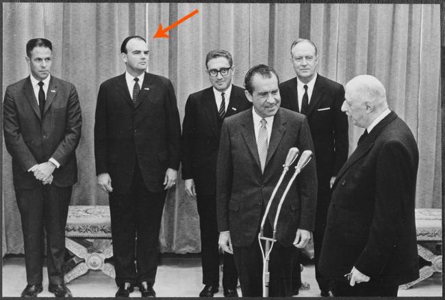 Nixon John D. Ehrlichman War On Drugs