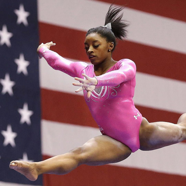 Simone Biles Is Dominating Gymnastics