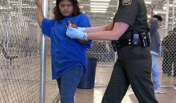 ebae9c0f A look inside the converted Walmart that shelters over 1,400 migrant  children as detentions boom