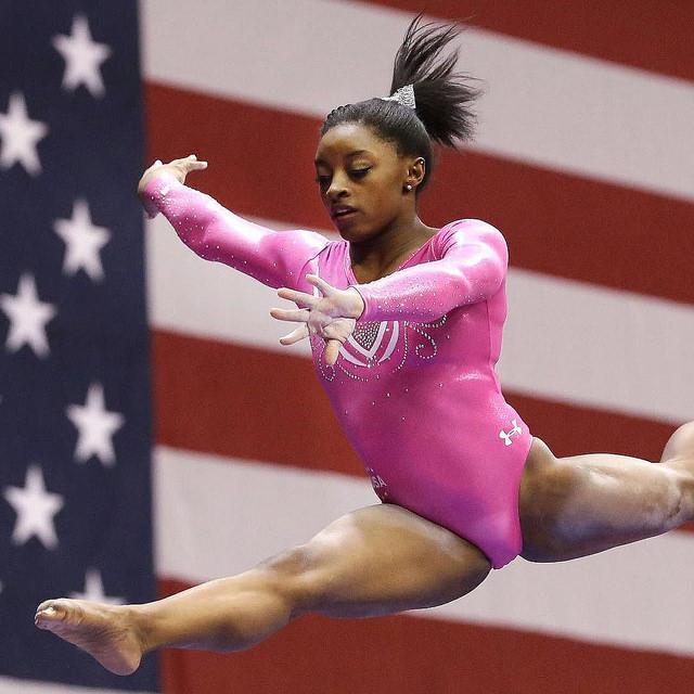 Gymnastic girl erotic images 6